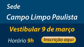Vestibular - Unidade de Campo Limpo Paulista
